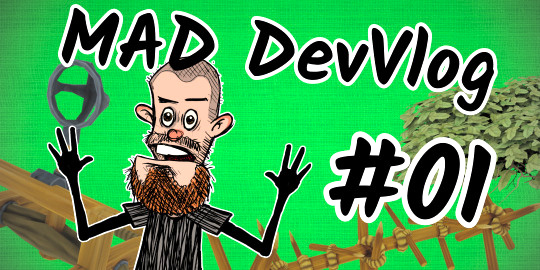 Read more about the article Mad Dev-Vlog 01