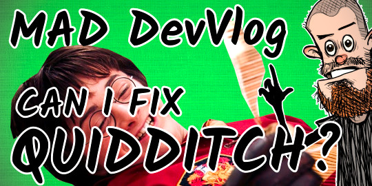 Read more about the article Fixing Quidditch